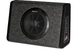 "Kicker 11PT10CA Powered 10"" Truck Sub Box 90W Amp"
