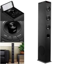 2.1 Ch Wireless Bluetooth Tower Speaker System with Built in