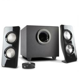 Cyber Acoustics 2.1 Speaker Sound System with Subwoofer and