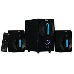 Blue Octave Home 2.1 Speaker System 2.1-Channel Home Theater