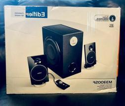 Edifier 2.1ch Multimedia Speaker System W/ Power SubWoofer M
