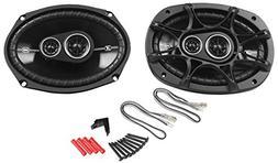 Kicker 2 41DSC6934 New Kicker D-Series, 3-Way Car Audio Coax