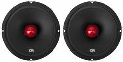 "2 MTX Thunder RTX658 6.5"" 600w 8-Ohm Mid-bass/Midrange Car"