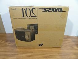 Bose 201 Series V Direct Reflecting Speaker System Set  Blac
