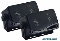 Pyramid 2022sx Mini Box Speaker System - 3-way Speaker - Cab