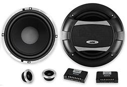 BOSS Audio PC65.2C 500 Watt , 6.5 Inch, Full Range, 2 Way Ca
