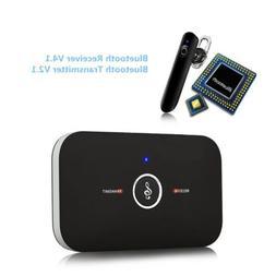 2in1 Bluetooth Transmitter+Receiver for Car Home Audio Speak