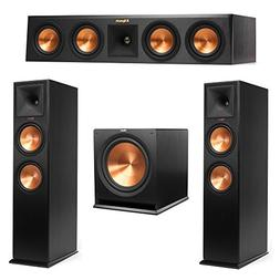 Klipsch 3.1 System with 2 RP-280F Tower Speakers, 1 RP-440C