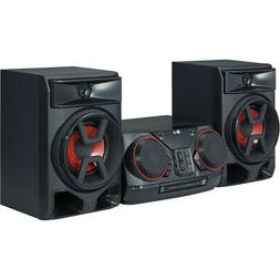 LG 300 Watts 2-Channel Hi-Fi Shelf System w/ Built-In CD Pla