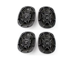 """4) New KICKER DS693 6x9"""" 560W 3-Way Car Audio Coaxial Speake"""