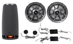 "KICKER 43CSS654 6.5"" 6-1/2"" 600 Watt 4-Ohm Car Audio Compone"