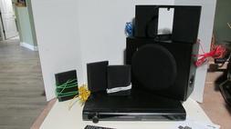 GPX 5.1 Channel Speaker Sys Subwoofer Surround Sound HTH310B