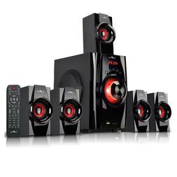 beFree Sound 5.1 CHANNELL SURROUND BLUETOOTH SPEAKER SYSTEM