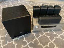 Yamaha 5.1 Surround Sound Speaker System AP-2600 with Yamaha