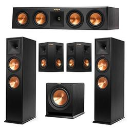 Klipsch 5.1 System with 2 RP-280F Tower Speakers, 1 RP-440C