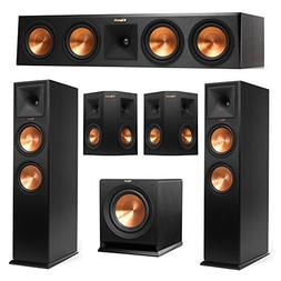 Klipsch 5.1 System with 2 RP-280F Tower Speakers, 1 RP-450C