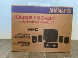 Yamaha 51. Channel Surround Sound NS-SP1800BL Speaker System