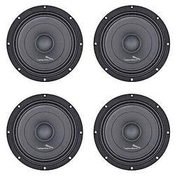 Audiopipe 8-in Dynamic 300 Watt Powerful Loud Car Audio Spea
