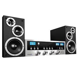 Innovative Technology ITCDS-5000 CD Stereo with Bluetooth
