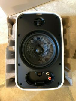 "Sonance - Sonarray 8"" 125w 2-way Outdoor Speaker System - Bl"
