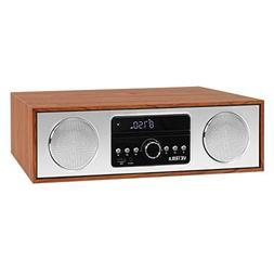 Victrola VS-120-MPL Bluetooth Microsystem CD Player USB AUX-