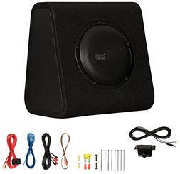 """Acoustic Audio by Goldwood ACA8WG Powered Amplified 8"""" Car P"""