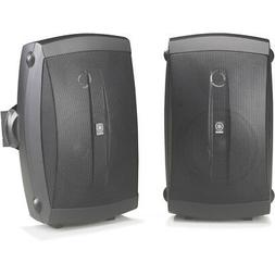 Yamaha All-Weather Speaker System with Wide Frequency Respon