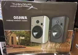 Proficient Audio Systems AW650 6.5-Inch Indoor/Outdoor Speak