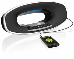 AudioBLUE-iLive Speaker System with iPhone 30-pin Charging D