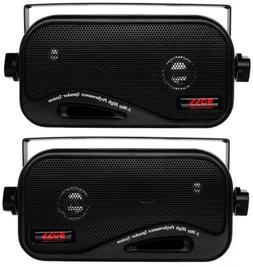 BOSS Audio AVA6200 Enclosed Speaker System - 3-Way, 200 Watt