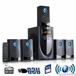 beFree Sound BFS-520-BL 5.1 Channel Surround Sound Bluetooth