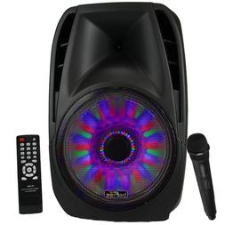 beFree Sound BFS-6100 Bluetooth Tailgate Speaker with Sound/
