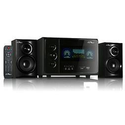 beFree Sound BFS45L-2016A 2.1 Channel Surround Sound Bluetoo