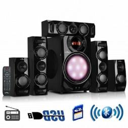 beFree Sound BFS510C 5.1 CHANNEL Surround Sound BLUETOOTH Sp