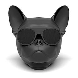 HaloVa Bluetooth Speaker, Bulldog Portable Wireless Speaker,