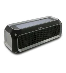 ILive Bluetooth Speaker System Outdoor Wireless Solar Rechar