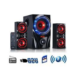 Bluetooth Surround Sound Speaker Sound 2.1 Channel  System R