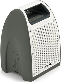 Kicker Bullfrog BF200 Bluetooth Music System - Gray/White