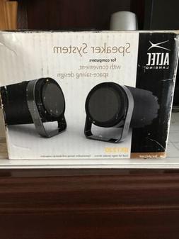 Altec Lansing BXR1220 2-Piece Desktop Speaker System Compact