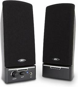 Cyber Acoustics CA-2014WB 1.5 watts 2.0 PC Desktop Speaker S