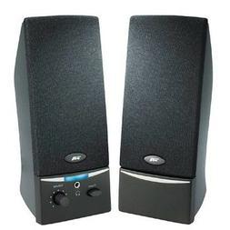 Cyber Acoustics CA-2014WB Cyber Acoustics CA-2014 2.0 Speake