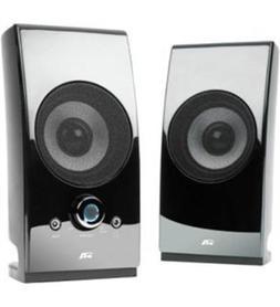 Cyber Acoustics CA-2027 Speaker System - 5 W RMS - Desktop -