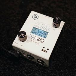 GFI System Cabzeus Mono Speaker Simulator and DI Box