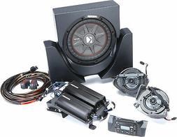 Kicker CanAm X3 Phase 3, Kicker/SSV Works 3 Speaker Vehicle