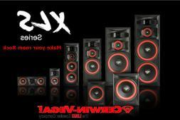 Cerwin-Vega XLS Series Speaker System component multi channe