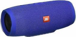 JBL Charge 3 Blue  Portable Speaker System