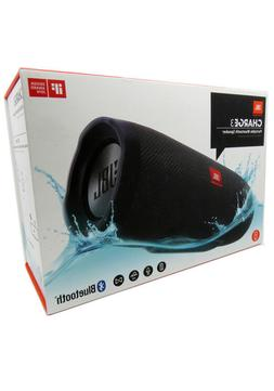 JBL Charge 3 by HARMAN Portable Bluetooth Speaker IPX7 Water