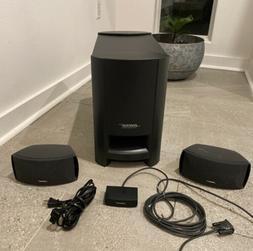 Bose Cinemate Digital Home Speaker Surround sound system REA