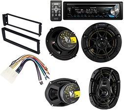 96-98 Civic Honda Radio Dash Installation MOUNTING KIT with