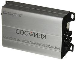 Kenwood 1177524 Compact Automotive/Marine Amplifier Class D